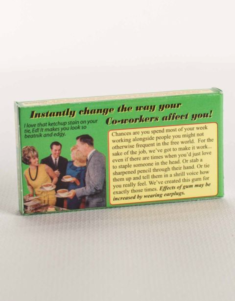 Gum - Get Along With Your Co-Workers