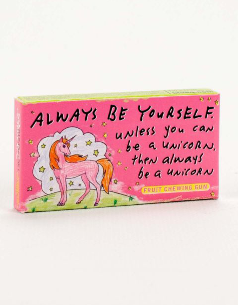 Gum - Always Be Yourself