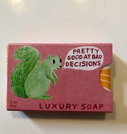 Soap - Pretty Good At Bad Decisions