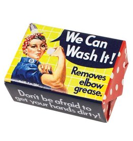Soap - We Can Wash It! Removes Elbow Grease