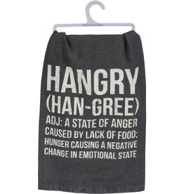Tea Towel - Hangry