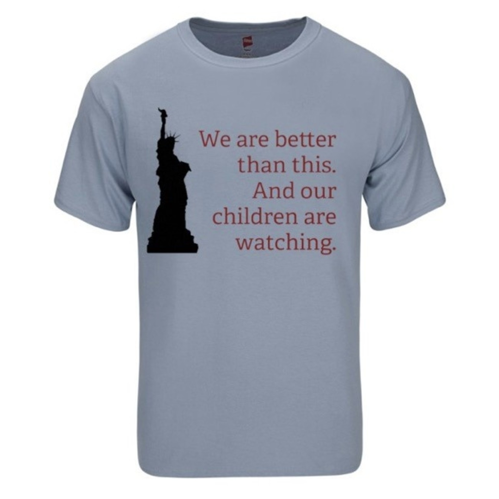Bad Annie's T-Shirt - We Are Better, Children Are Watching