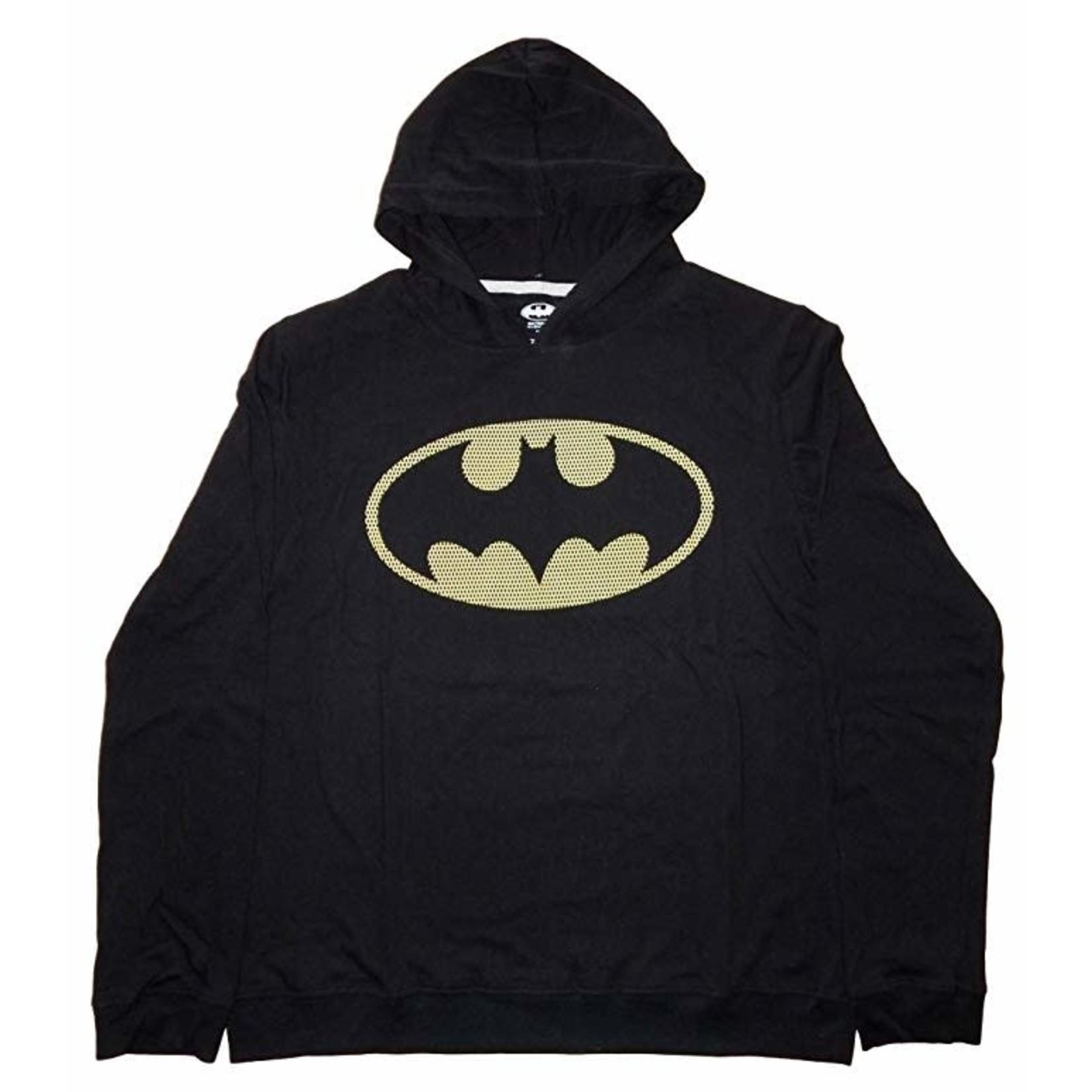 T-Shirt (LS) - Batman W/ Hood