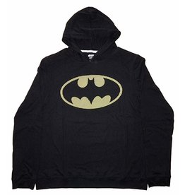 T-Shirt (LS) - Batman W/ Hood