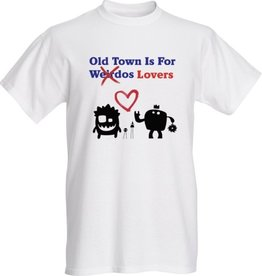 Bad Annie's T-Shirt - Old Town Is For Lovers