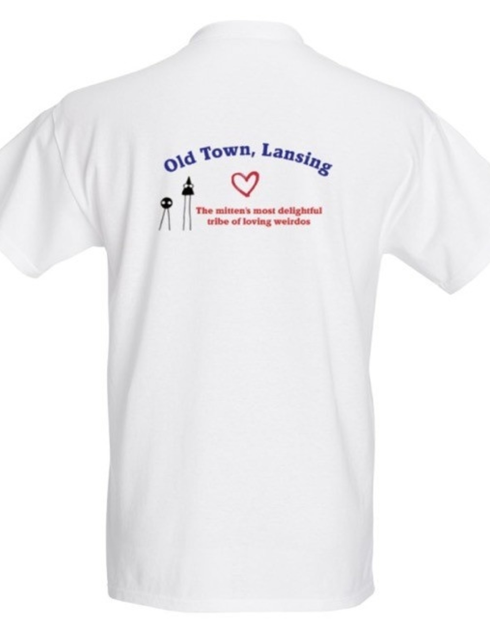 T-Shirt - Old Town Is For Lovers