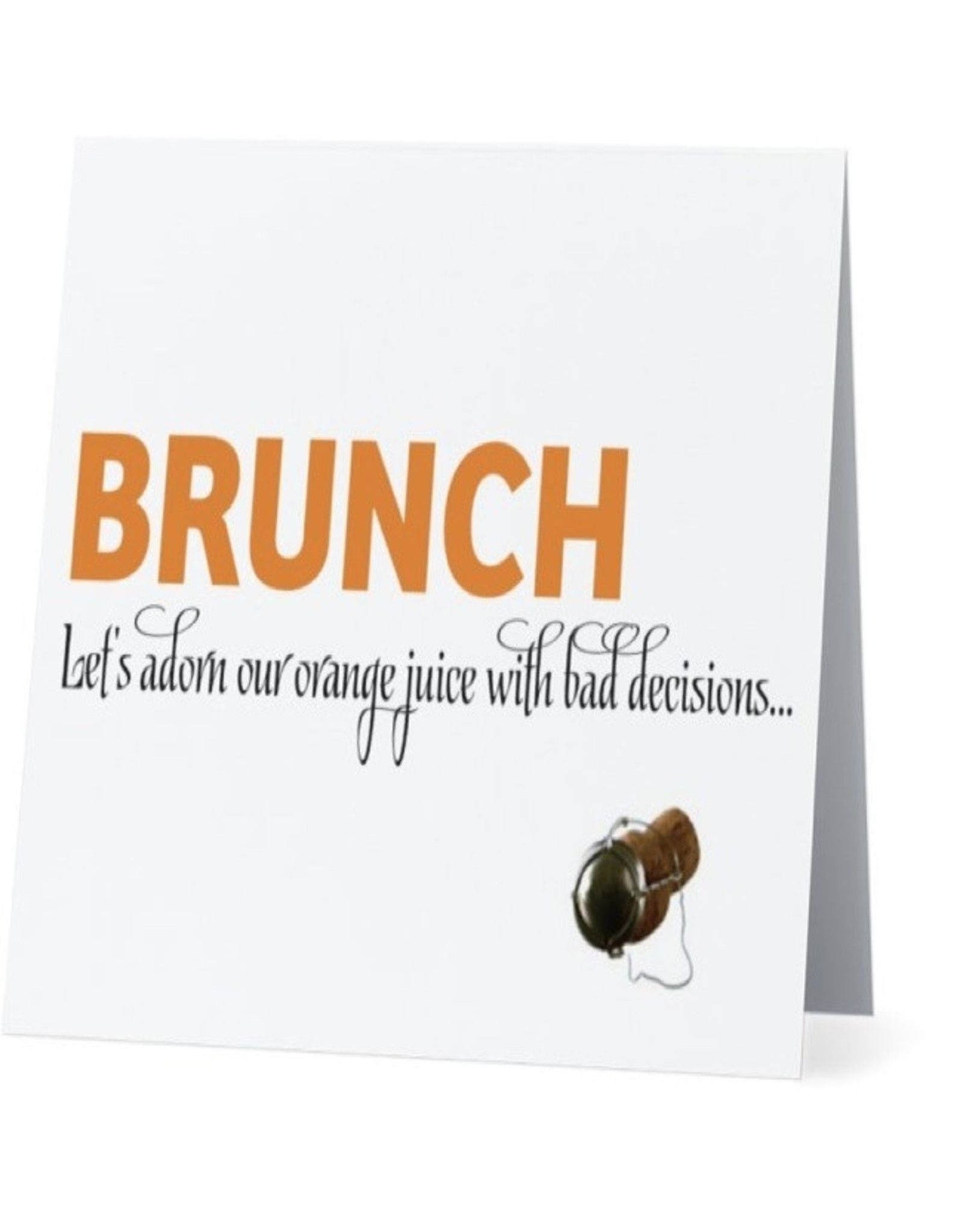 Card #081 - Brunch