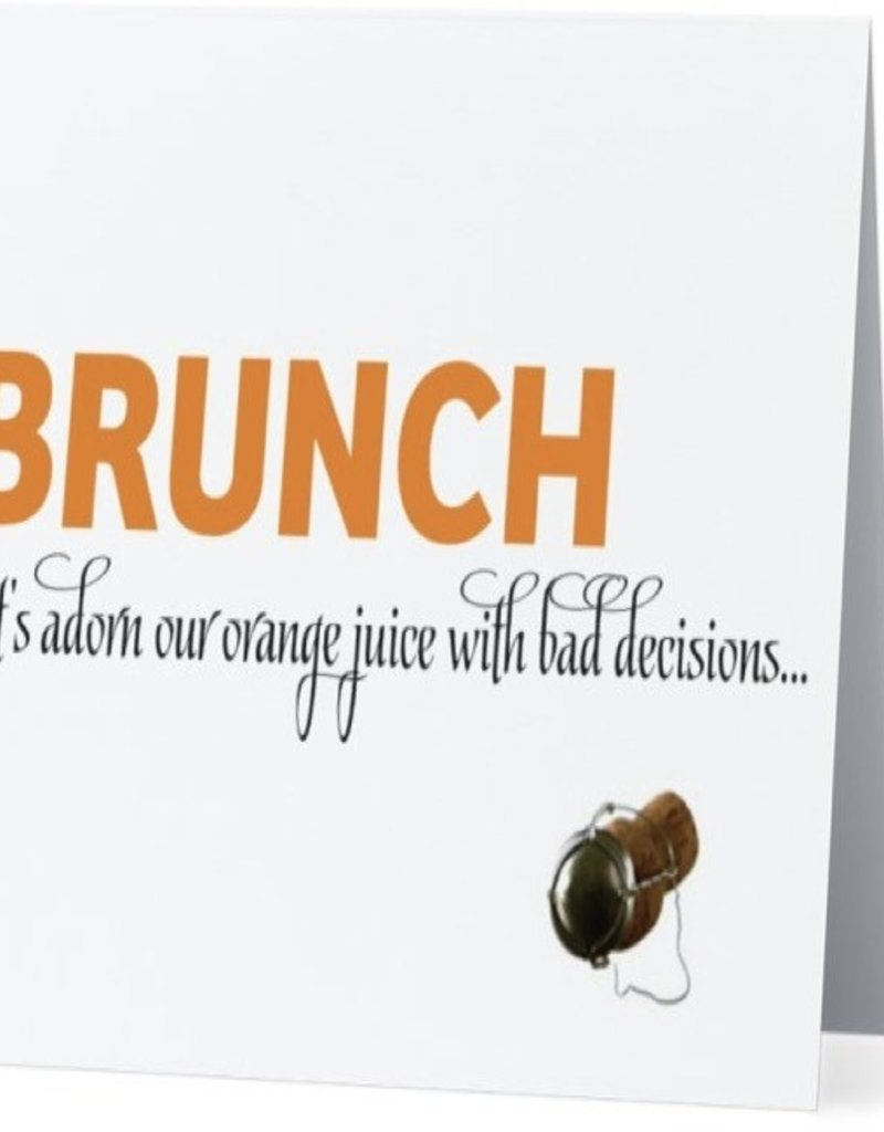 Annies Card #081 - Brunch
