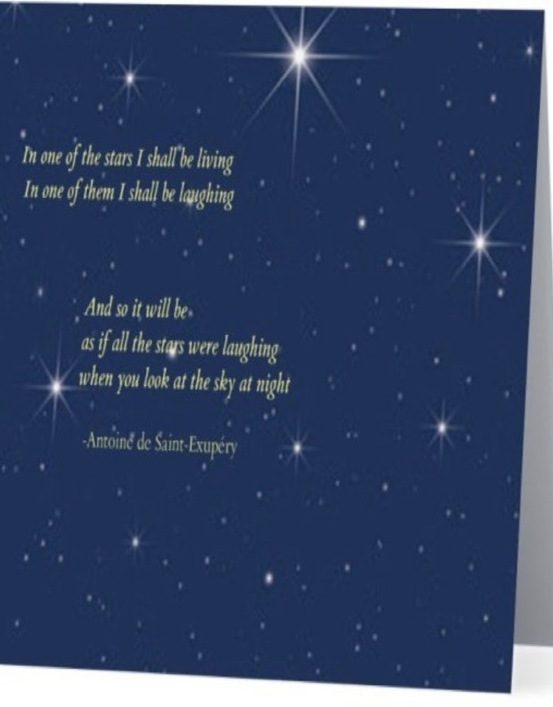 Annies Card #029 - In One Of The Stars