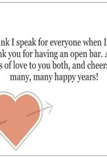 Annies Card #003 - Congrats You Two
