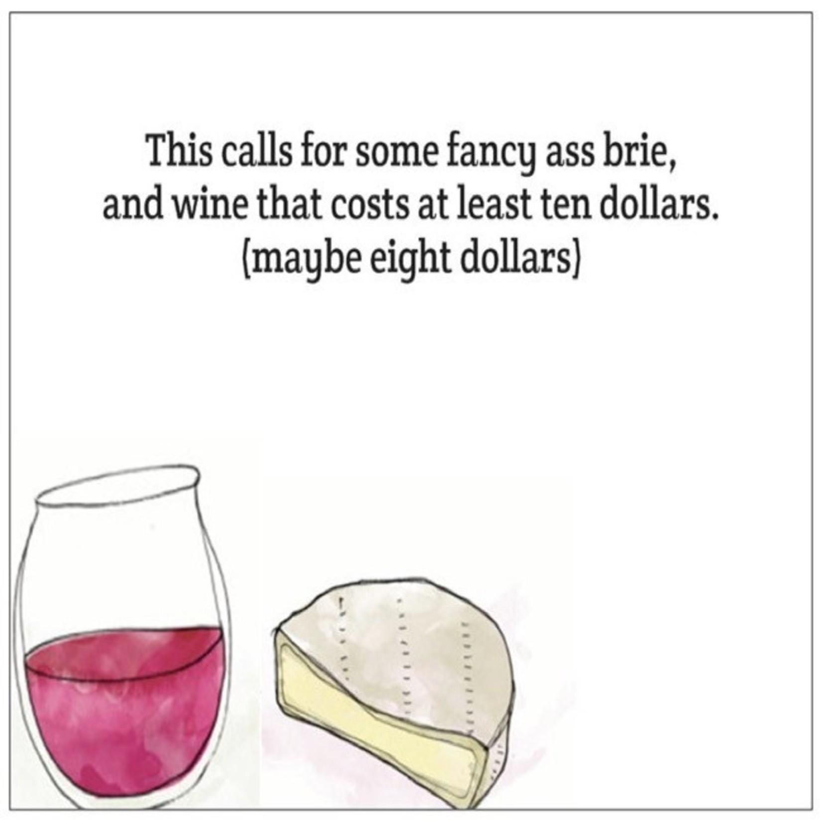 Bad Annie's Card #042 - Congratulations Fancy