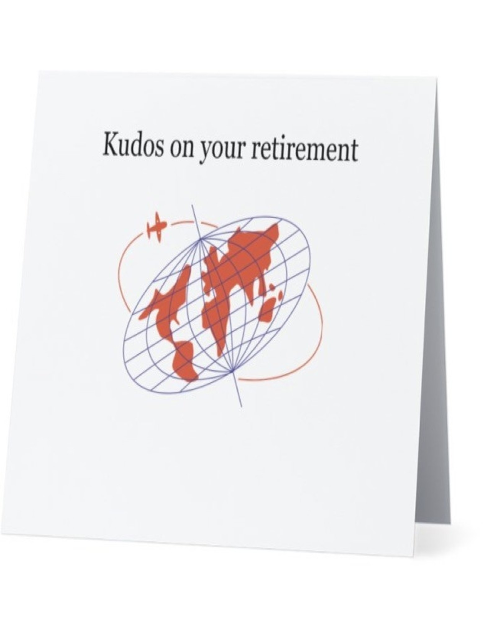Card #040 - Kudos On Your Retirement