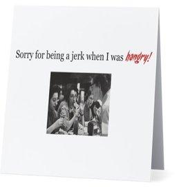 Card #018 - Hangry