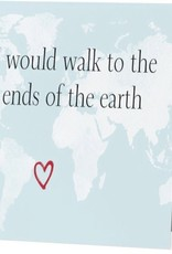 Annies Card #009 - Walk To End Of The Earth