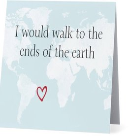 Bad Annie's Annies Card #009 - Walk To End Of The Earth