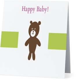 Card #030 - Happy Baby