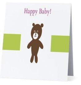 Card #030 - Happy Baby