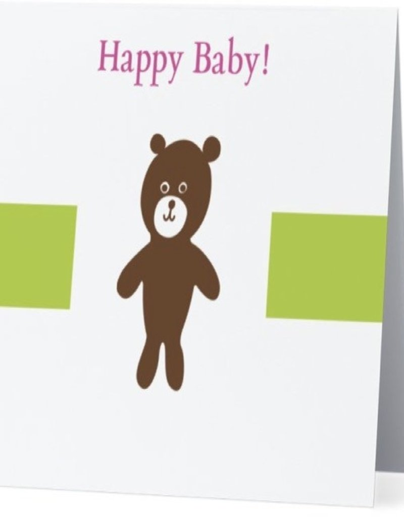 Annies Card #030 - Happy Baby
