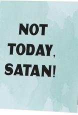 Annies Card #099 - Not Today Satan