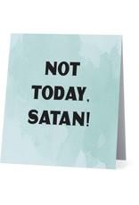 Card #099 - Not Today Satan