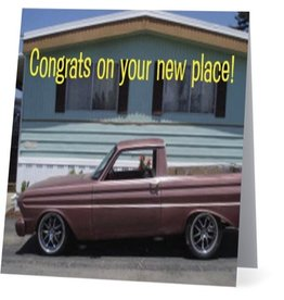 Card #033 - Congrats On Your New Place