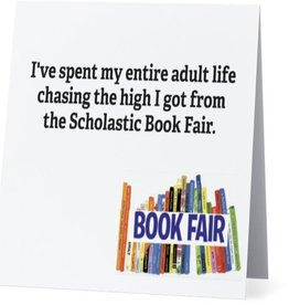 Card #118 - Book Fair Chasing The High