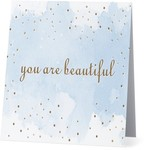 Bad Annie's Card #046 - You Are Beautiful