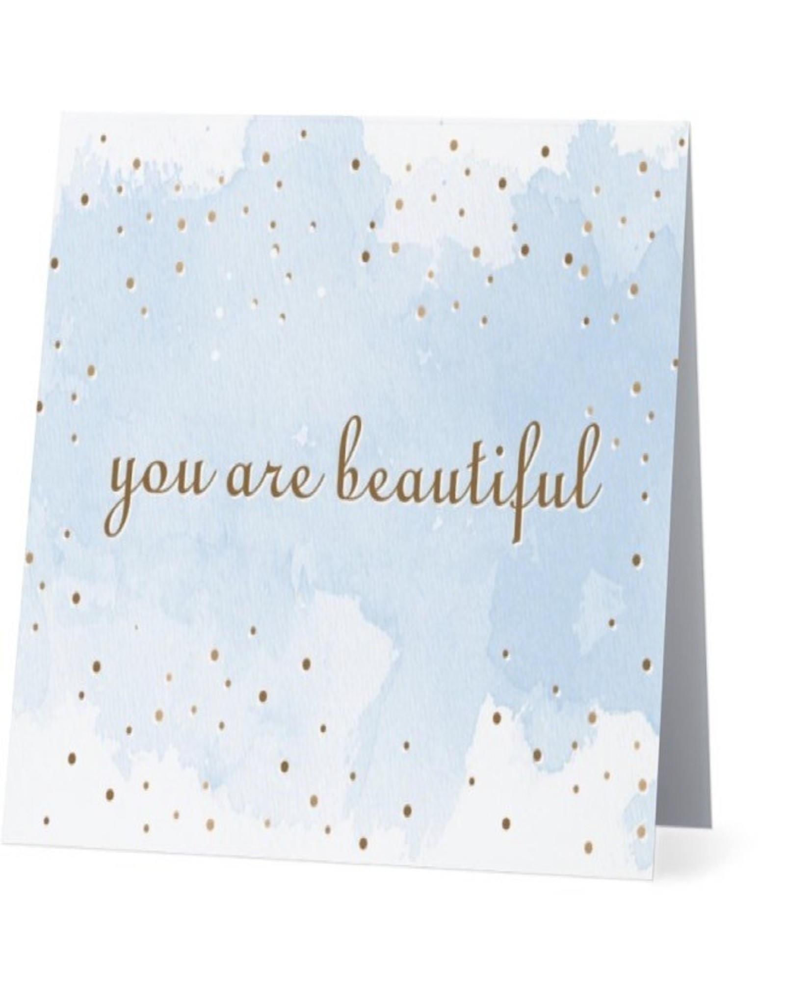 Card #046 - You Are Beautiful