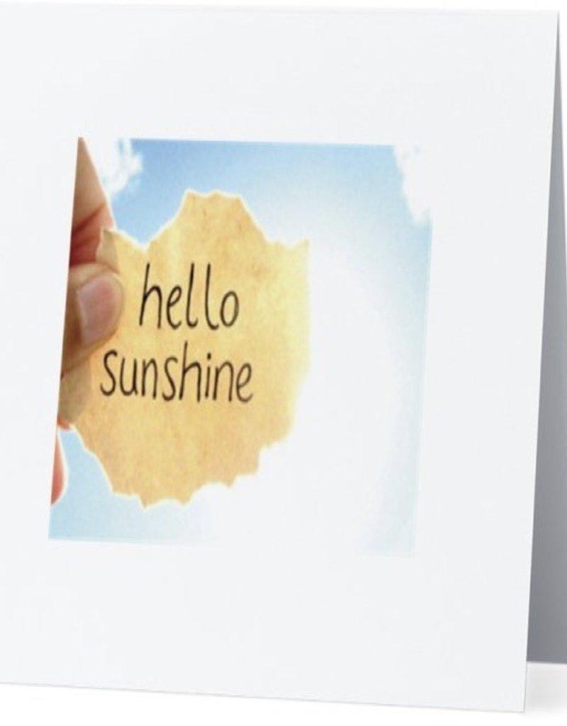 Annies Card #047 - Hello Sunshine