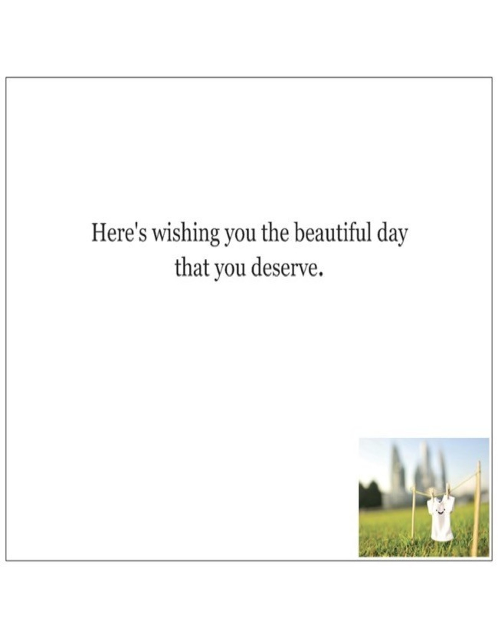 Card #047 - Hello Sunshine