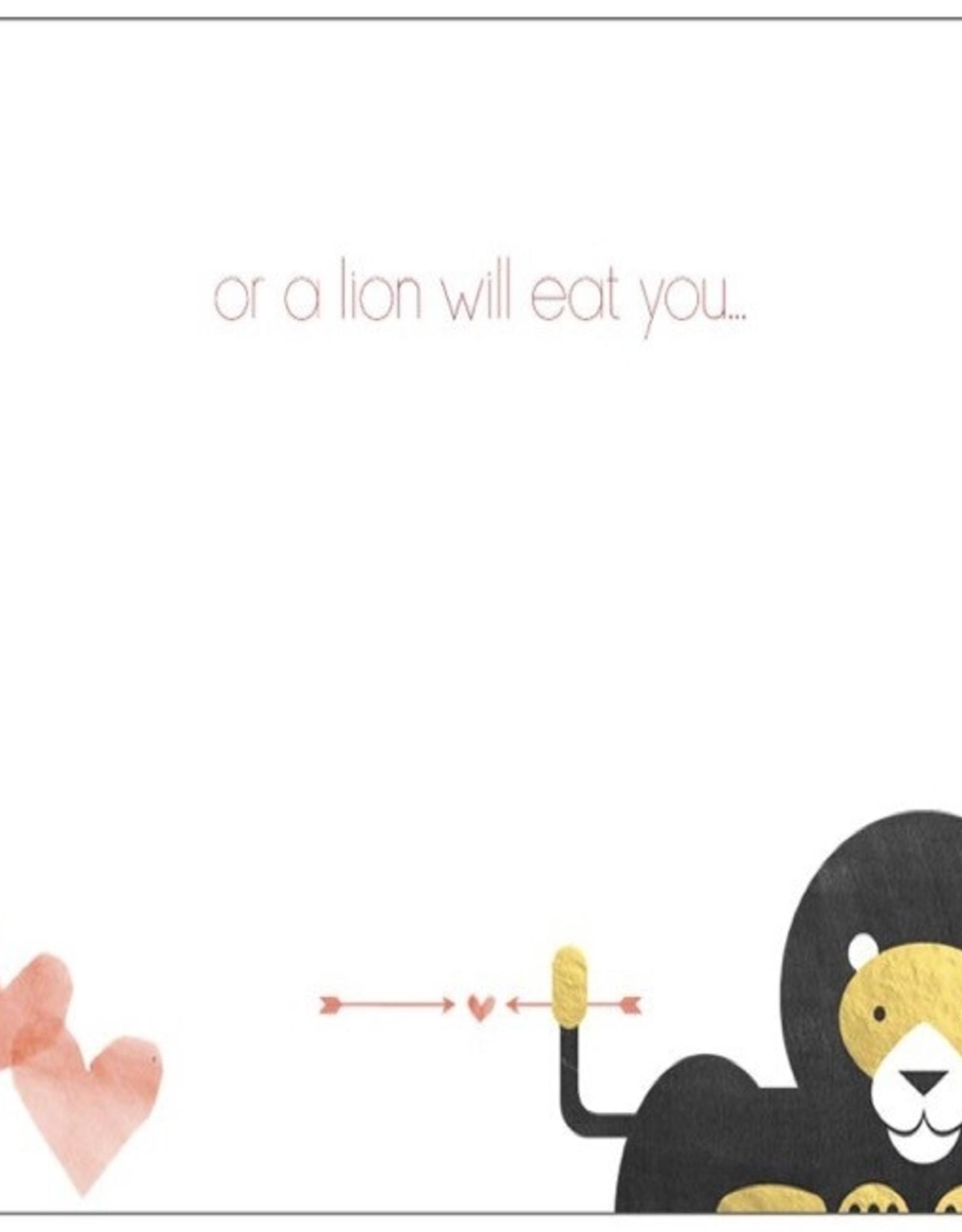 Card #023 - Life Is Short, Don't Be A Jerkface
