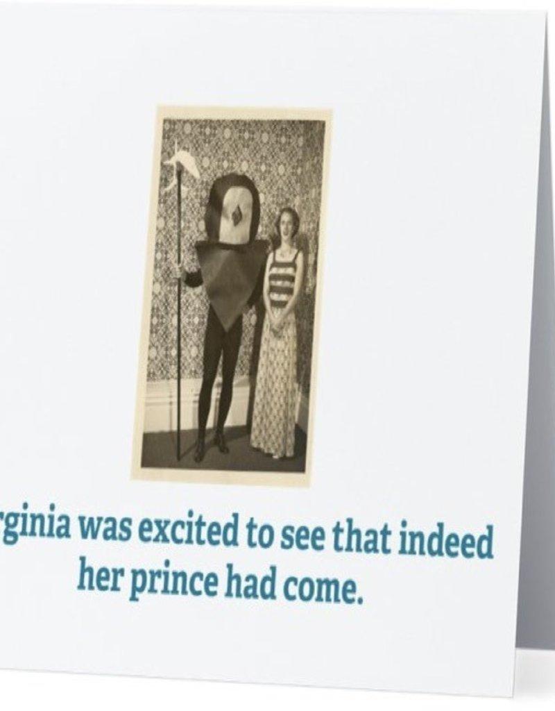 Annies Card #069 - Virginas Prince