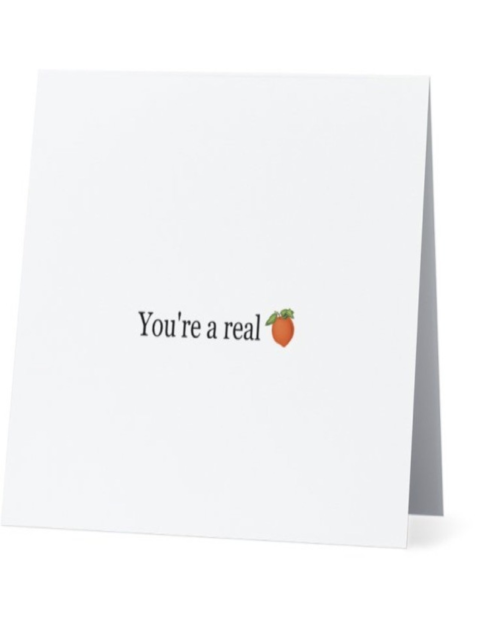 Card #039 - You're A Peach