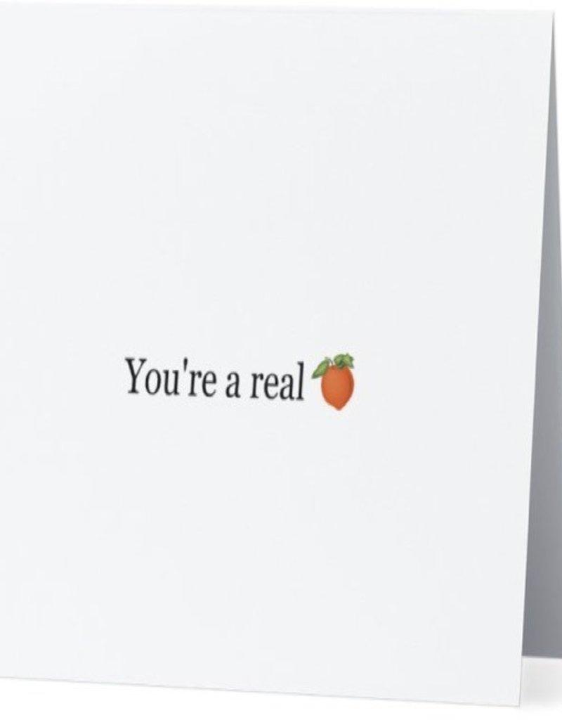Card #039 - You're A Peach