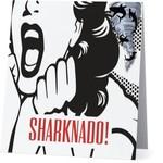 Bad Annie's Card #060 - Sharknado