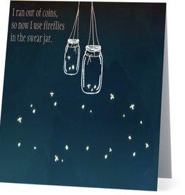 Annies Card #065 - Swear Jar