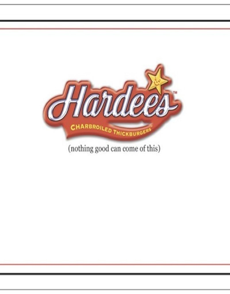 Annies Card #071 - Oh No Hardees