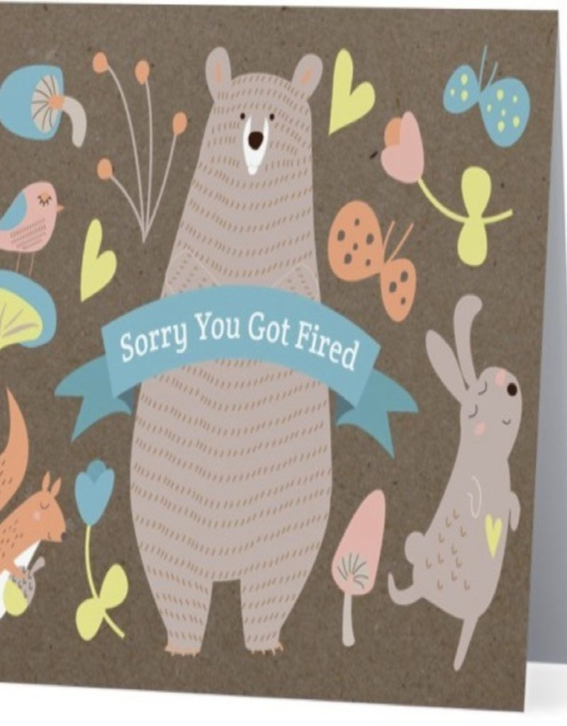Annies Card #027 - Sorry You Got Fired