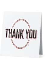 Card #037 - Thank You Circle