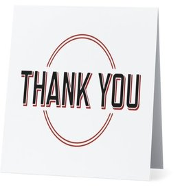 Card #037 - Thank You Circle