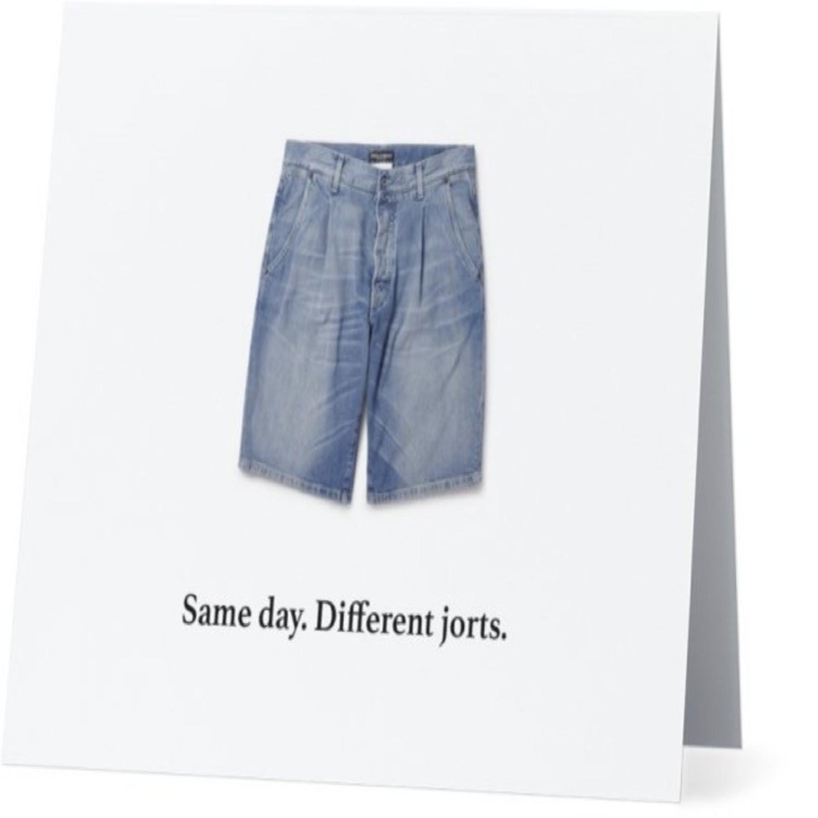Bad Annie's Card #086 - Same Day, Different Jorts