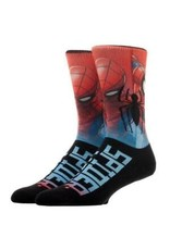Socks (Mens)  - Marvel Spiderman