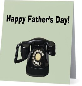 Annies Card #122 - Fathers Day