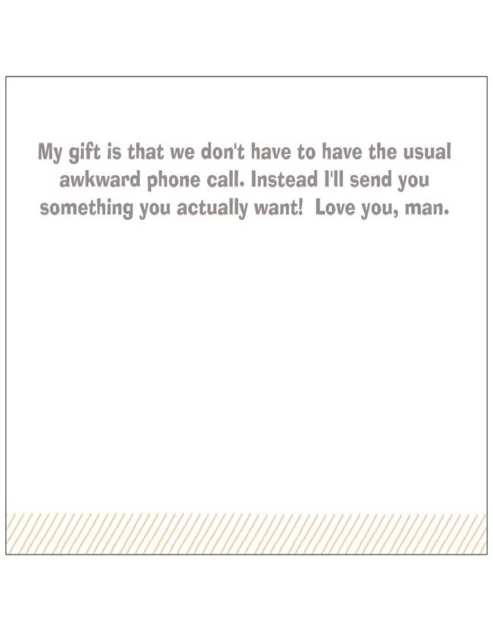 Card #122 - Fathers Day