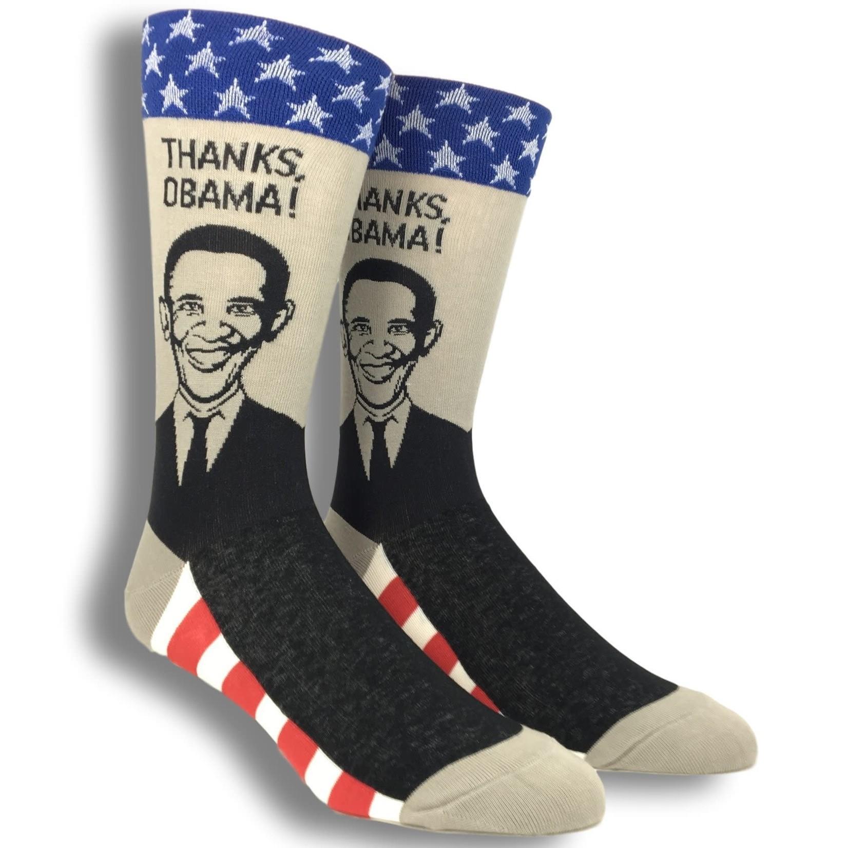 Socks (Womens) - Thanks Obama