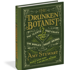 Workman Publishing Book - The Drunken Botanist