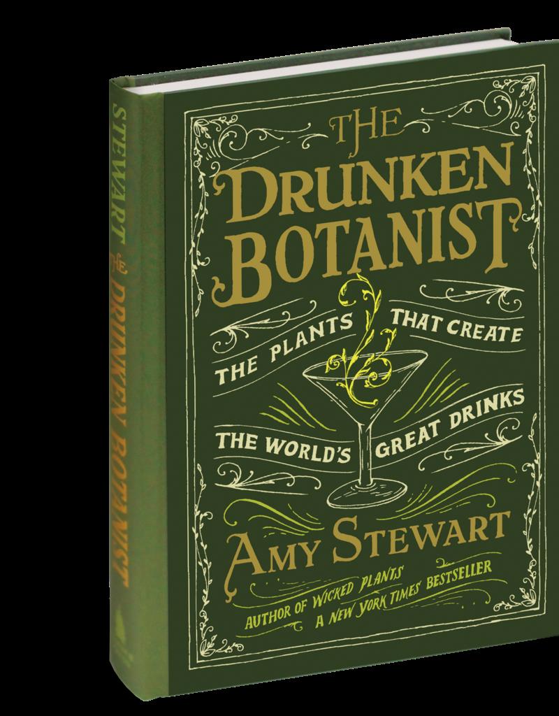 Book - The Drunken Botanist