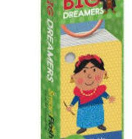 Workman Publishing Book - Big Dreamers SmartFlash Flash Cards