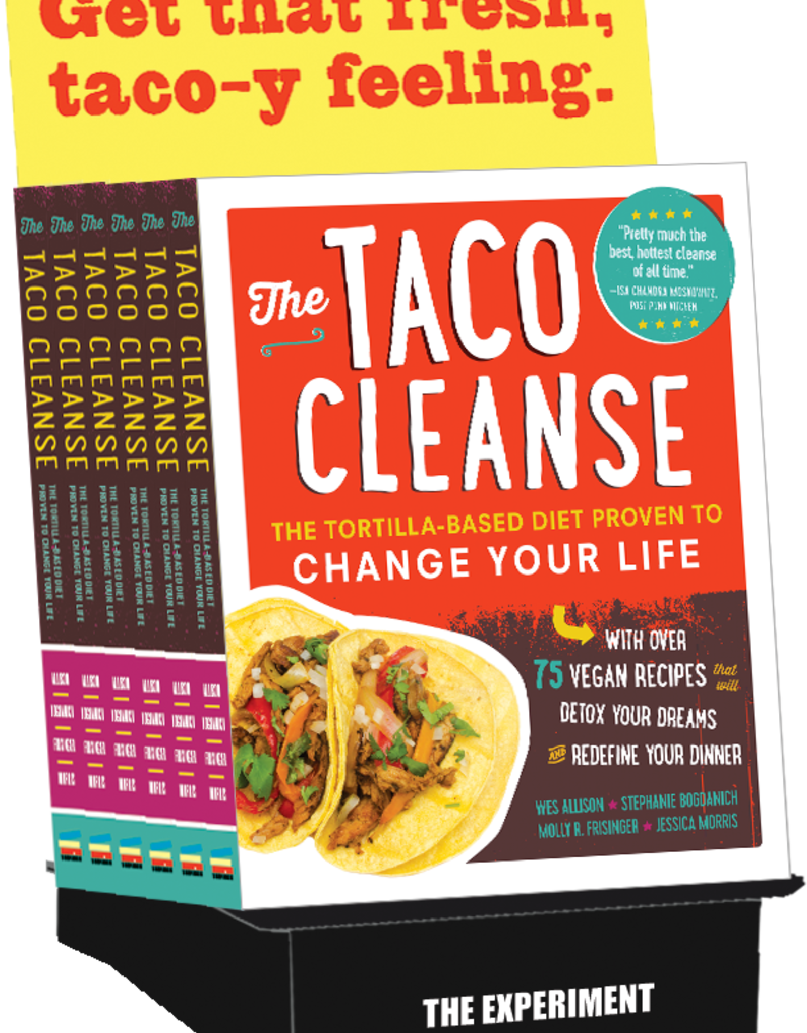 Book - Taco Cleanse