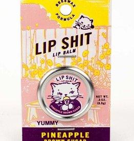 Lip Balm - Lip Shit (Pineapple Brown Sugar)